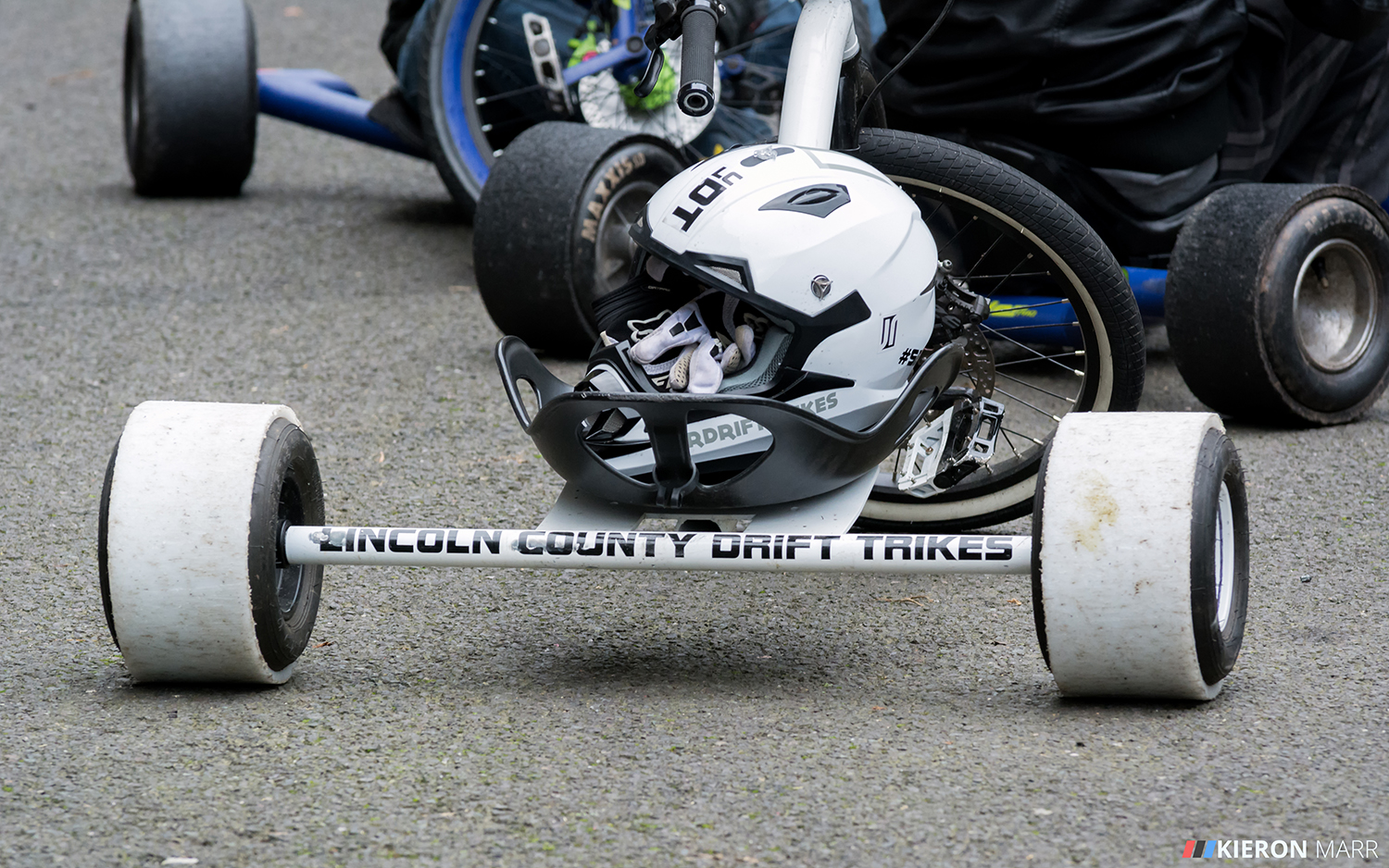 Drift trike rear wheels
