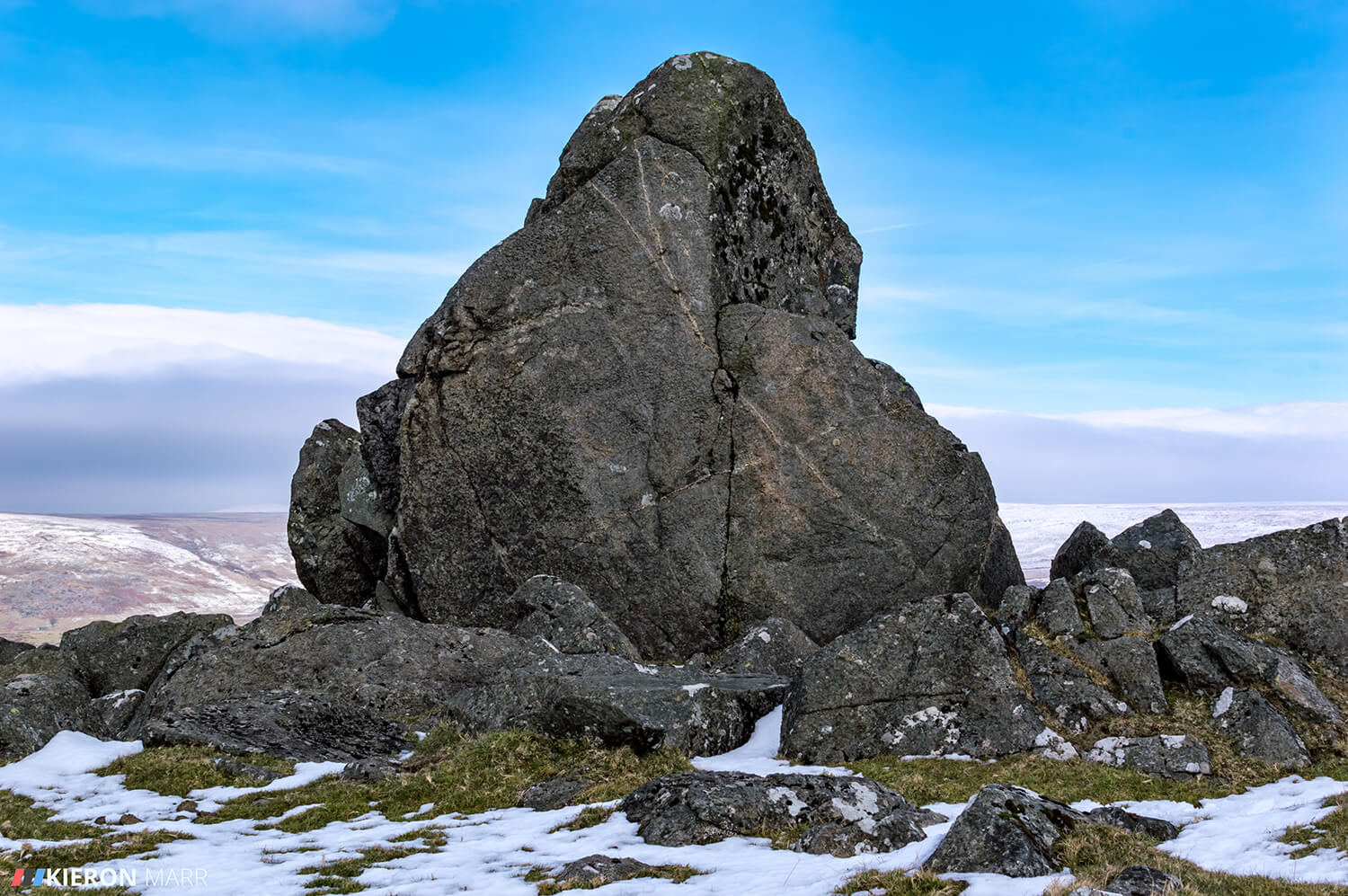 Dartmoor - Great Rock