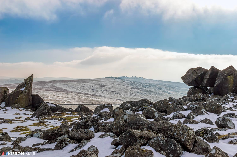 Dartmoor - Rocky Hills